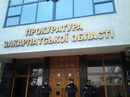 Начальнику Мукачівського військового полігону оголосили про підозру