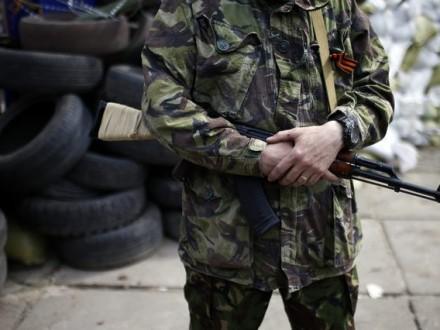 Вштабе АТО говорят, что террористы понесли существенные  потери под Водяным