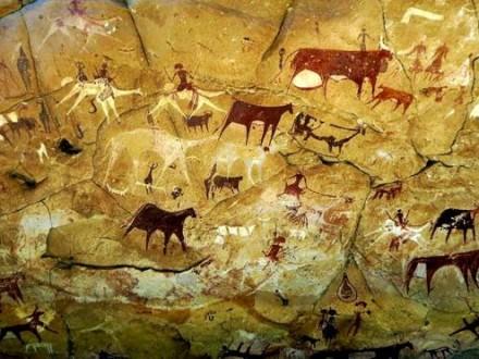 У Чаді вандали зіпсували наскальні малюнки часів неоліту