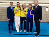 Три награды завоевали украинки на турнире по каратэ