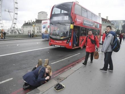 Кількість загиблих внаслідок атаки в центрі Лондону збільшилась до чотирьох