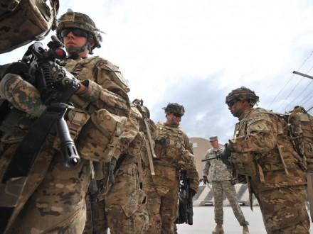 США приєдналися до наступу на сирійську Ракку