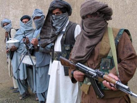 Наюге Афганистана боевики «Талибана