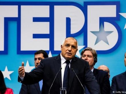 """КИЇВ. 26 березня. УНН. Проєвропейська партія """"Громадяни за європейський  розвиток Болгарії"""" набирає найбільшу кількість голосів на парламентських  виборах у ... e8d186a95728c"""