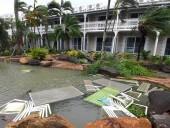 Обнародованы последствия циклона Дебби на севере Австралии
