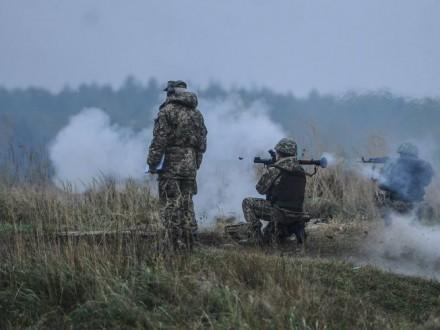 Задень взоне АТО позиции ВСУ обстреляли 35 раз