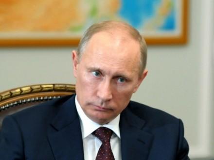 В.Путин вспомнил Майдан в ответ на вопрос о задержании в России