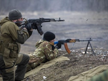 ВСУ обвинили ополченцев в37 нарушениях «режима тишины» вДонбассе