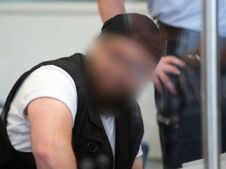 Террориста, заложившего бомбу навокзале вБонне, приговорили кпожизненному заключению