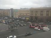 Появилось видео с места взрыва в метро Санкт-Петербуг