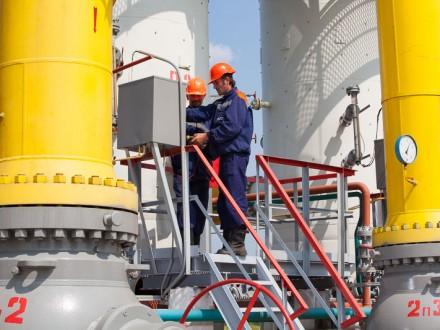 «Укргазвыдобування» кначалу весны увеличило добычу газа на2,9%