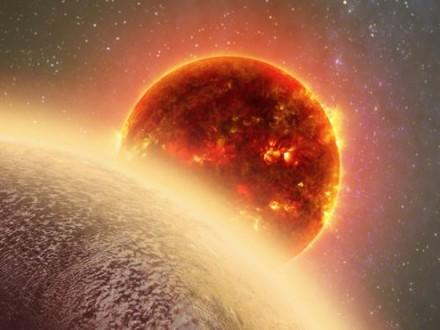Ученые отыскали экзопланету сземной атмосферой