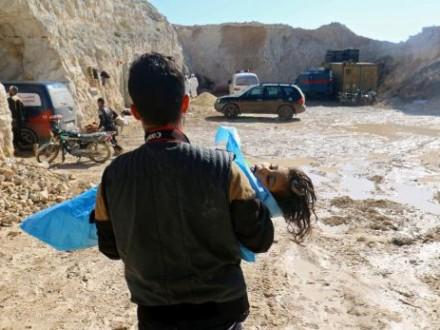 Доказано применение зарина всирийском Идлибе— Минздрав Турции