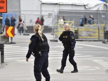 Генпрокуратура Швеции отменила арест 2-го подозреваемого поделу отеракте