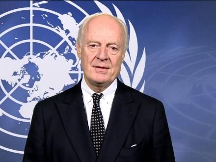 ДеМистура: Стороны конфликта вСАР готовы продолжить переговоры вЖеневе