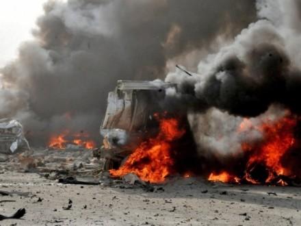 УСирії врезультаті вибуху загинули близько 100 осіб