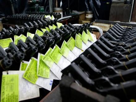 УРосії розкрили канал контрабанди зброї з ЄС таУкраїни