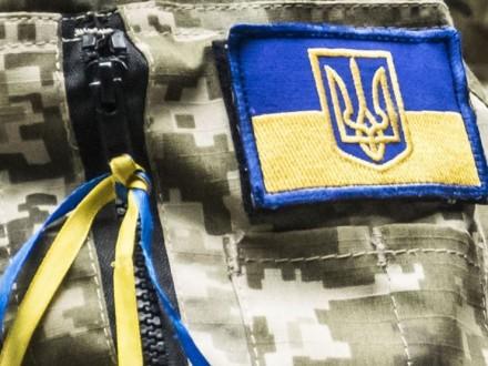 Минулої доби в зоні АТО один український військовий отримав поранення