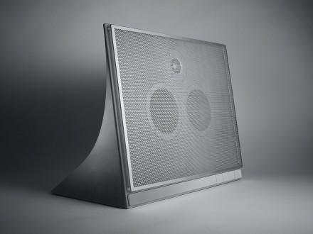 Бездротову бетонну аудіоколонку виготовили у США