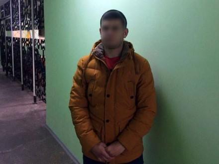 Правоохоронці затримали екс- працівника