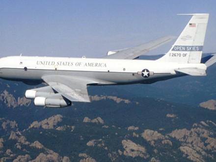 Італія і США виконають спостережний політ над Росією і Білоруссю