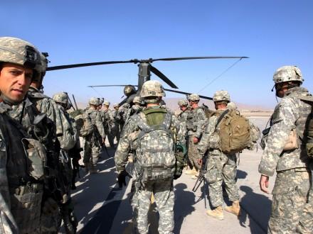 США направлять до Афганістану 1,5 тисячі військовослужбовців