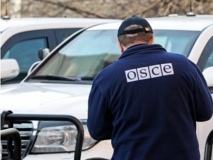 Бойовики вдаються до збройних провокацій проти спостерігачів ОБСЄ – штаб АТО