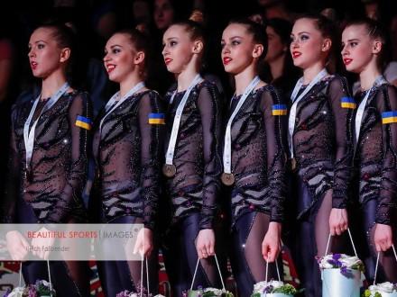 Українські гімнастки вибороли золото Кубка світу в Баку