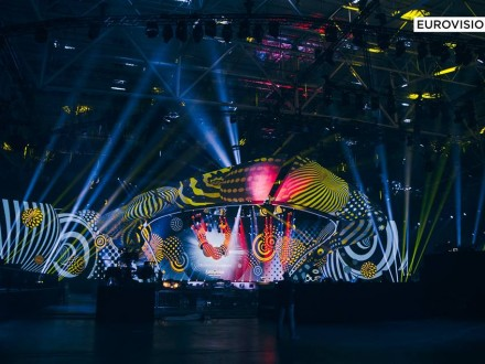 Встолицу Украины прибыли делегации 36 стран-участниц «Евровидения»