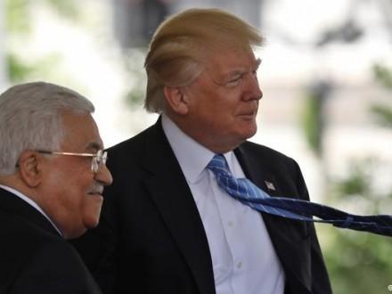 Трамп объявил, что будет посредником вурегулировании конфликта наБлижнем Востоке