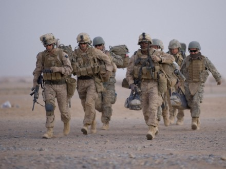 США отправят вАфганистан практически 5 тыс. военных
