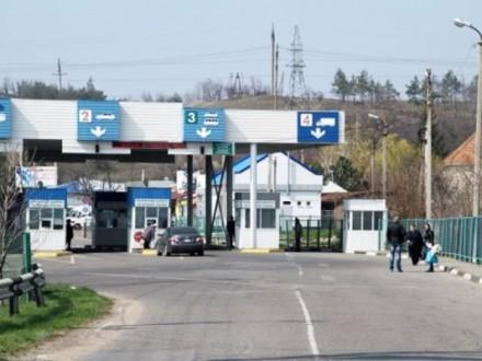 На кордоні з Молдовою затримали Jaguar, що був у розшуку з 2008 року