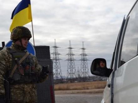 У 2017 році на блок-постах Донеччини затримано близько 300 осіб через зв'язки з терористами