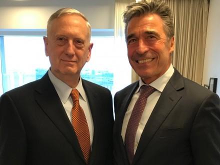 Екс-генсек НАТО: США тасоюзники повинні допомогти повернути Крим