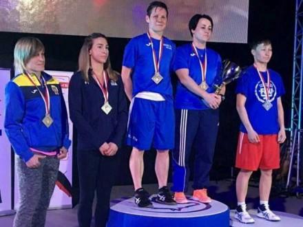 Українка виборола медаль на боксерському турнірі в Польщі