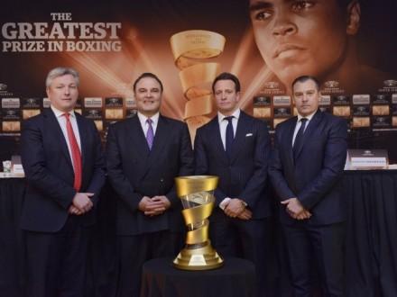 Визначився формат проведення боксерської Ліги чемпіонів