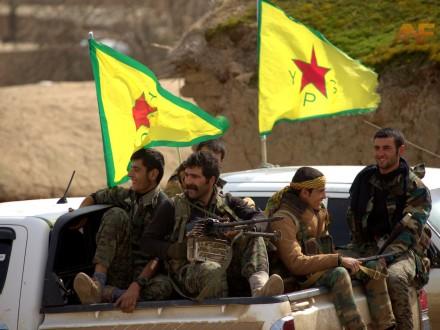 Ердоган сподівається назміну рішення США озброїти сирійських курдів