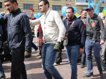 УДніпрі підозрюваний ворганізації заворушень 9 травня вийшов під заставу