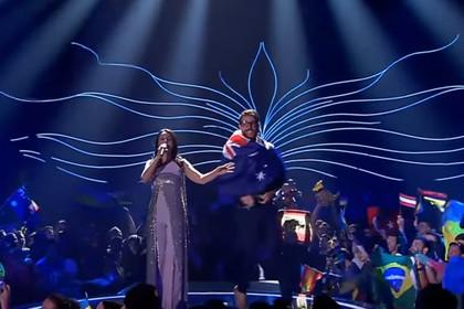 Євробачення 2017: Пранкер Сердюк, який показав сідниці, затриманий