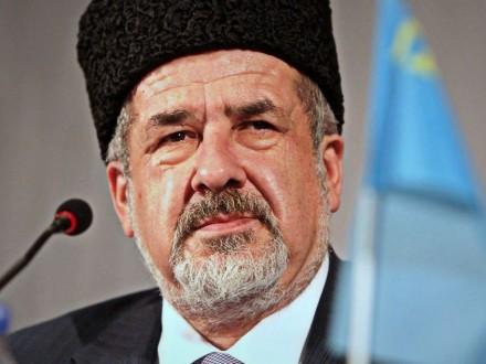 Чубаров має намір приїхати доокупованого Криму