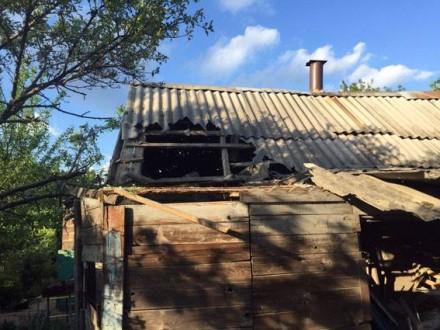 Бойовики обстріляли Авдіївку, снаряд влучив удвір житлового будинку— поліція