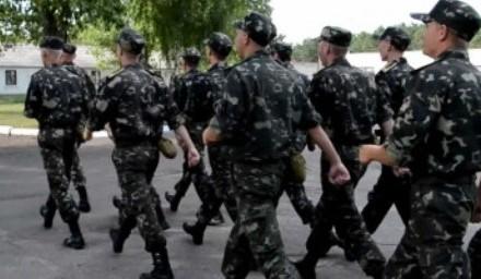 ВУкраїні скоро почнеться призов офіцерів запасу