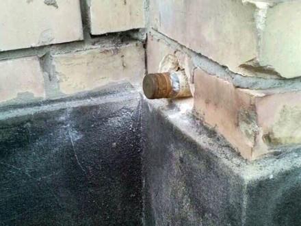Удитячій школі Мар'їнки виявили снаряд, щомав вибухнути