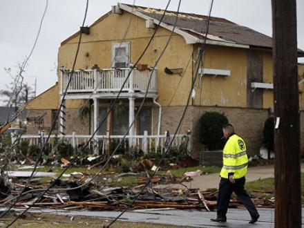 УСША одна людина загинула і 25 постраждали через сильний торнадо