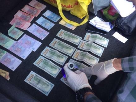 УЛуцьку захабар затримали керівника кримінальної поліції міста
