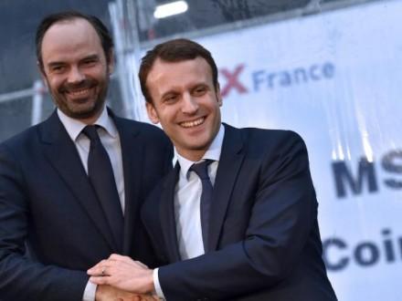 Макрон представив склад нового уряду Франції