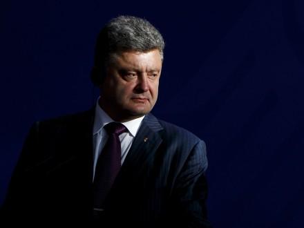 Явпевнений вдеокупації Криму— Порошенко