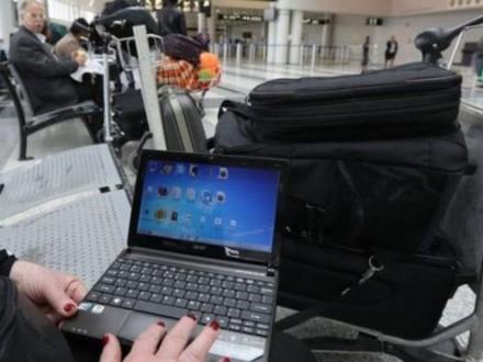 Запрет напровоз ноутбуков может распространиться нарейсы изЕвропы