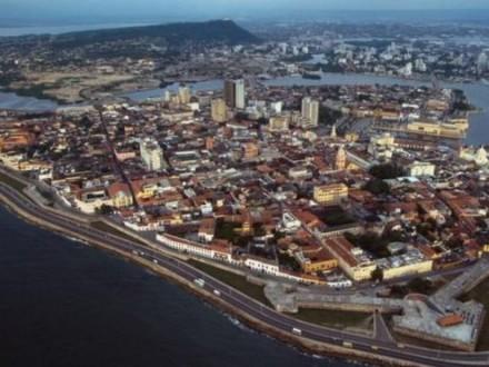 Уколумбійському порту пролунало кілька вибухів: є жертви