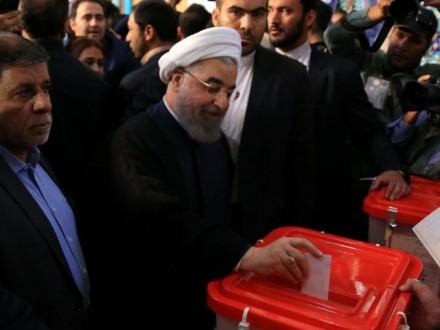 Х.Роухані лідирує напрезидентських виборах в Ірані
